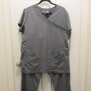Scrubs / Uniform - White Cross Fit